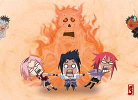 Sasuke Overwhelmed v1 by Namikaze-Naruto-Sage