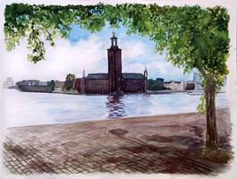 Stockholm by cristineny