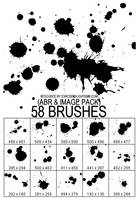 FAUXISM.org - Brushset 012 by fauxism-org