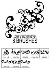 FAUXISM.org - Brushset 018 by fauxism-org