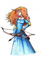 Merida by whenyoubelieve17