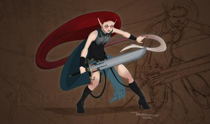 Astrid by LauraRamirez