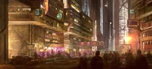 Streets03 by Sanchiko