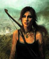Lara C by Sanchiko