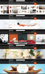 Advertising headers 3 by downsign
