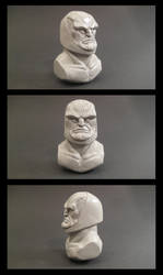 Darkseid Sculpt by PragMattic