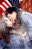 Loving You In New York | Wattpad Cover by LoeBiebs