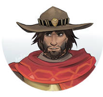 McCree by RenuFur