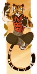 Master Tigress by RenuFur