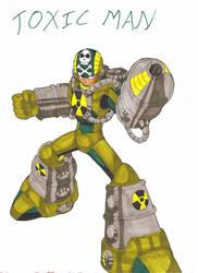 Dwn No.81: Toxic Man by Garth2The2ndPower