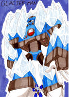 Dwn No. 85: Glacier Man by Garth2The2ndPower