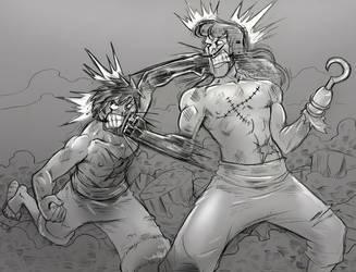 OI, TARAYARO!! by Garth2The2ndPower