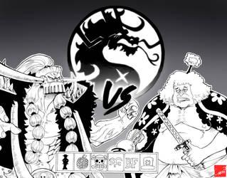 OP 921: Shutenmaru by Garth2The2ndPower