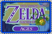 ZELDA Oracle of AGES Stamp by conkeronine