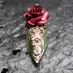 Illuminator Tip with Rose by Jewlgurl