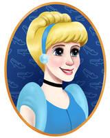 Cinderella by courtneygodbey