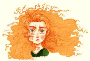 Brave by courtneygodbey