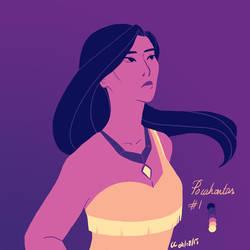 Palette #1: Pocahontas by Chitsuu