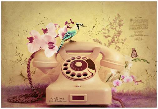 Call me by D-e-v-i