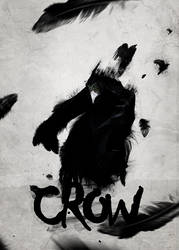 King Crow by Miguel-oliveira