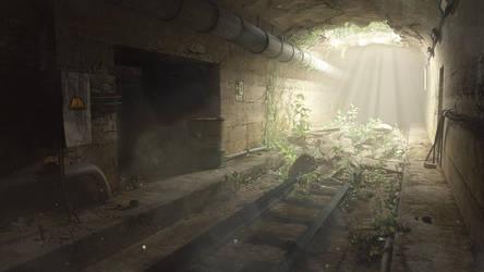 Half-Light by Miguel-oliveira