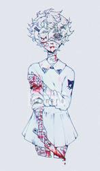 { goretober } 2 { beaten / bruised } by lilanero