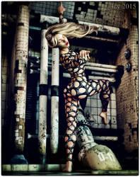 Industry Dance by R--U--B--I--N--A