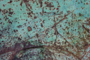 texture 67 rusty green by i-see-faces