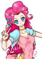 Pinkie Pie by MayCyan