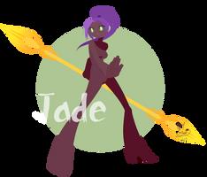 Jade by MayCyan