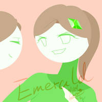 Special event:Emerald by MayCyan