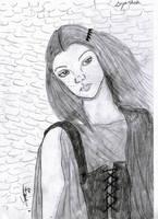 Arya Stark by Daguona