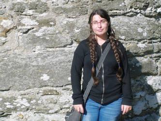 Me at Glendaglough by Daguona