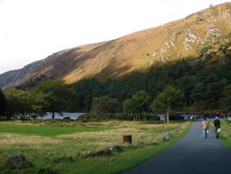 Glendalough II by Daguona