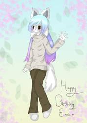 Happy Birthday Emmie by UnderlifeAU
