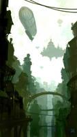 Van Daemon's Town by tycarey