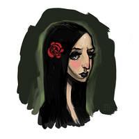 Lucretia by tycarey