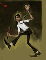 Handyman of Science by tycarey