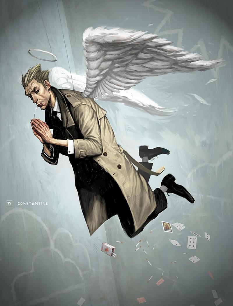 Constantine by tycarey