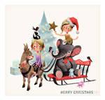 Merry Christmas! by tycarey