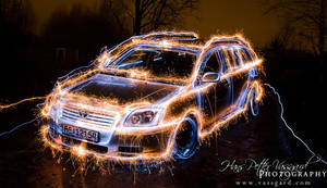 Sparkle Car by Taragon
