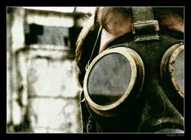 Gas Mask by Taragon