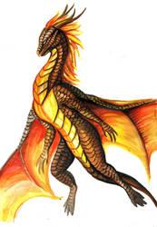 Autumn Dragon II by rAthena