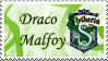 draco malfoy stamp by Cat-Noir