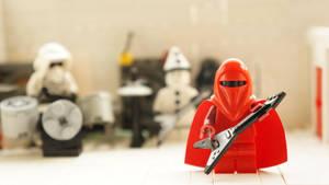LEGO supergroup by Itsadequate