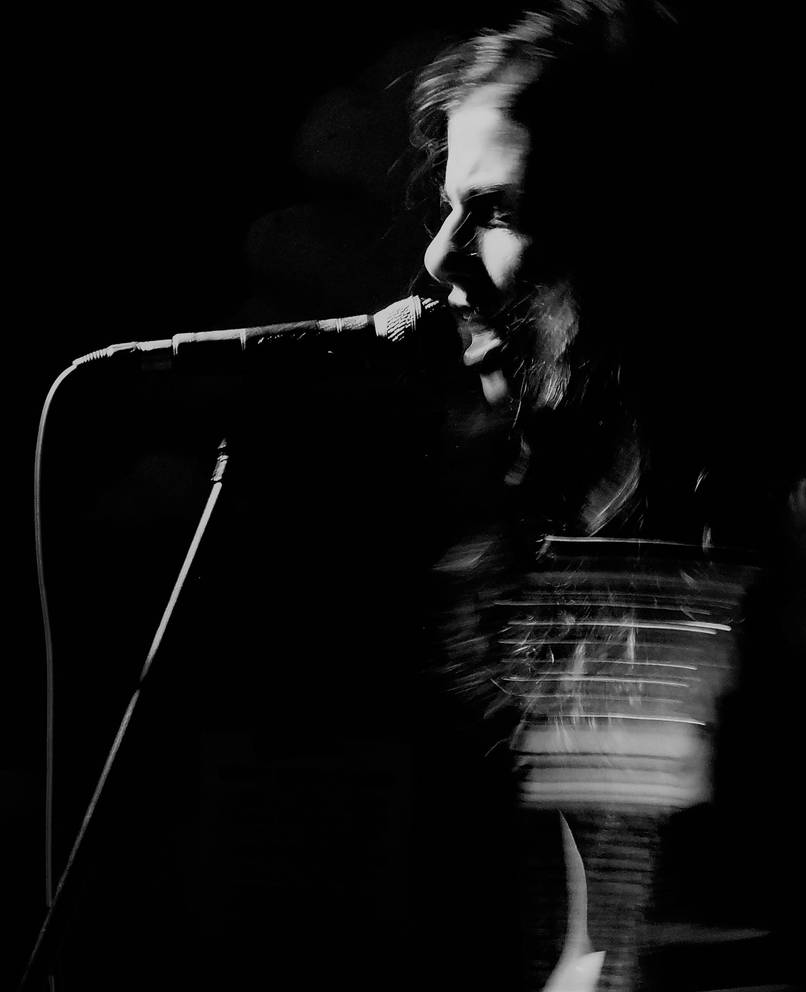 A Void (Camille) live gig photography Alleycat by Itsadequate