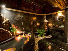 Deluxe Hotel @ Panviman KC 4 BathRoom View by Panviman-Group