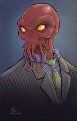 Vote Cthulhu by xHOJUx