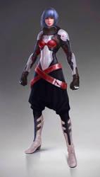 character concept by Lagunaya