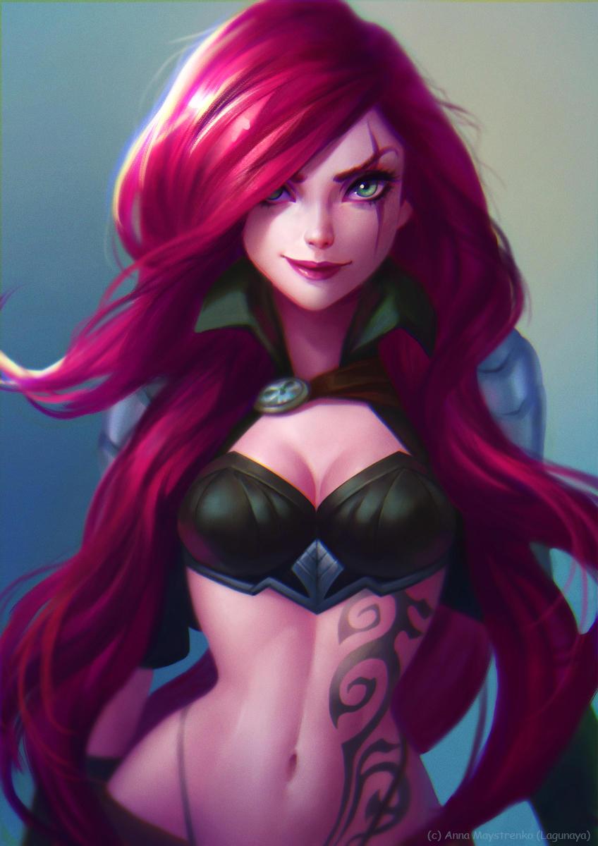 Katarina by Lagunaya